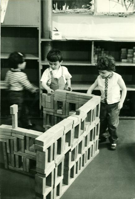 Three-Level Block Structure, Undated