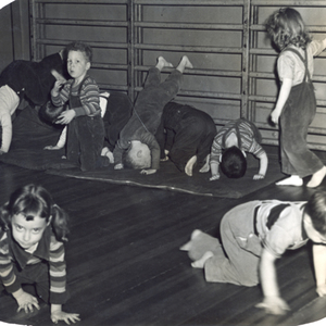 IIIs in Rhythms, 1949-50