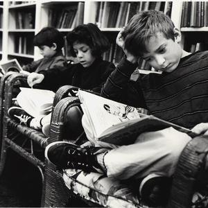 Library, Circa 1990