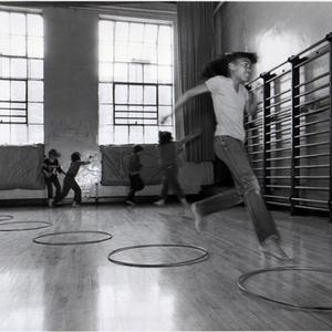 Children Work with Hoops in Rhythms, Undated