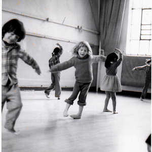 Children Spin in Rhythms, undated