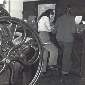 XIs, Printing Press, 1949-50