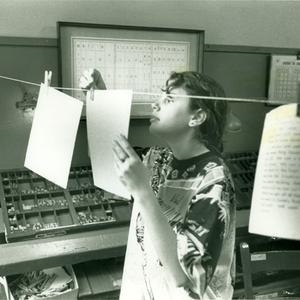 XIs, Printing Press, 1990
